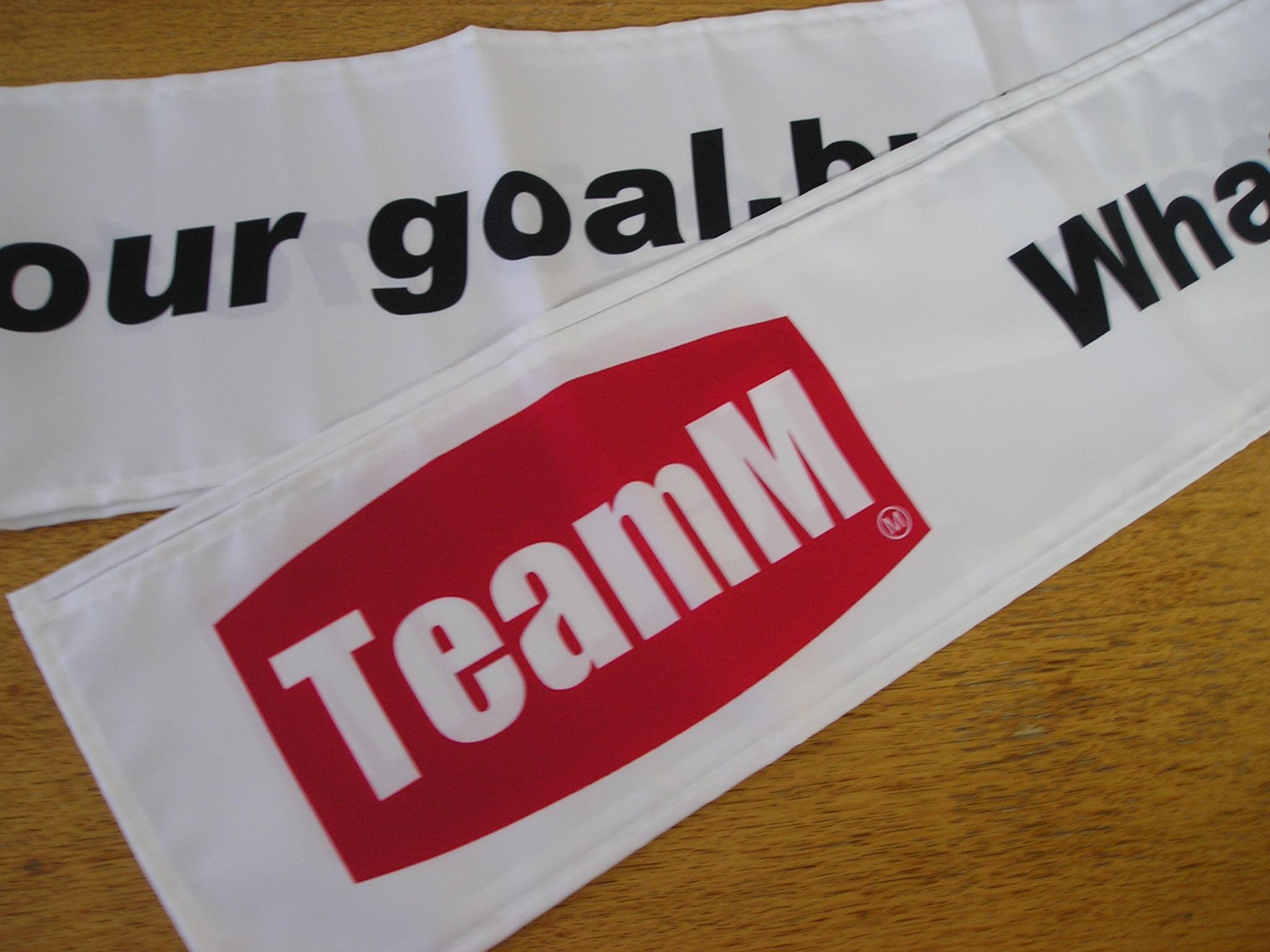 teamMマラソン
